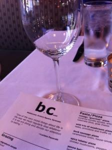 bc restaurant, Syracuse, N.Y.