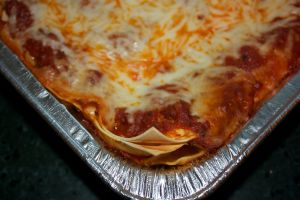 Mother's Day dinner: Lasagna bolognese