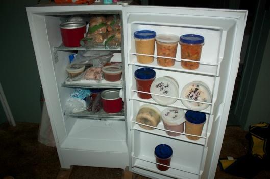 Eat the freezer
