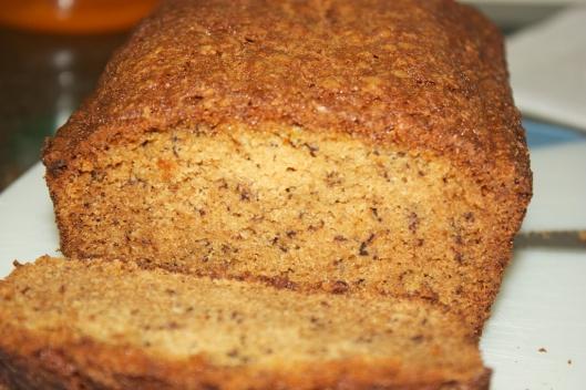 Julia's best banana bread