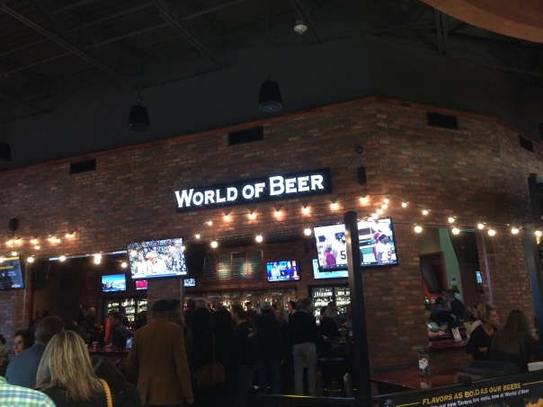 World of Beer, Syracuse, N.Y.