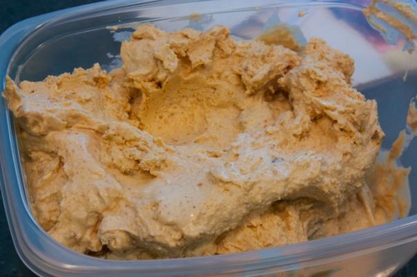 Al Dente Frozen: Peanut Butter Cup Ice Cream