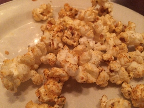 Popcorn of the Day: Old Bay and Butter