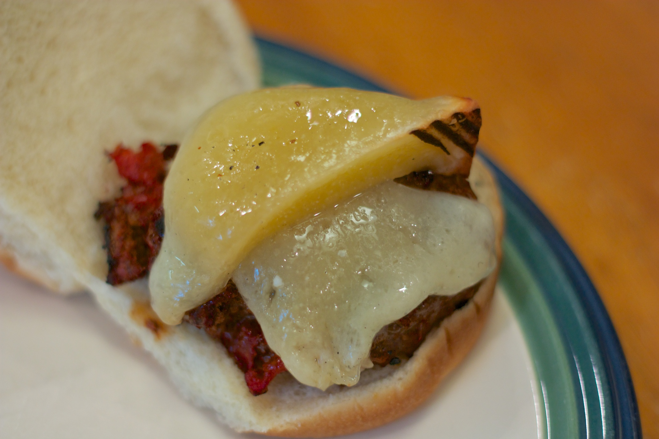 Tuesday Dinner: Spanish Burgers